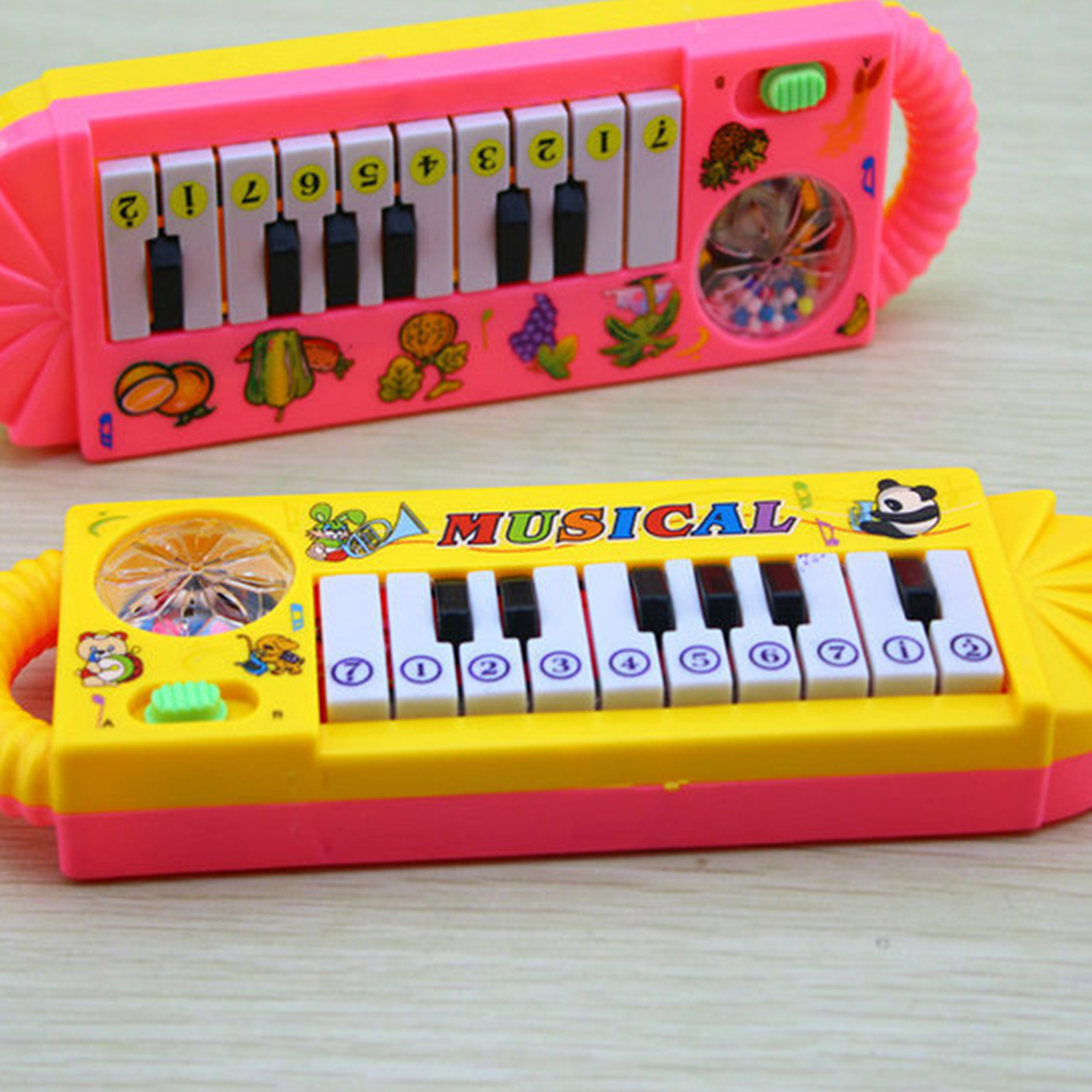Musical Toys Age 7 : Pc baby children music piano developmental sound cute toy